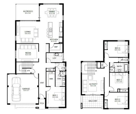 4 bedroom floor plans one four bedroom floor plan house floor plans