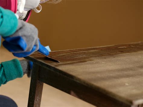 sanding and staining wood table how to strip sand and stain wood furniture how tos diy