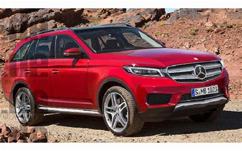 2019 Mercedes Gls Specs, Price And Release Date New