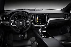 Volvo S60 Polestar Engineered Interior Design
