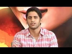Naga Chaitanya Special Interview - Manam Movie - YouTube