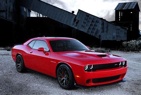 2015 Dodge Challenger Srt Hellcat-red