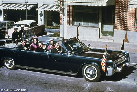 Jfk Limo by Drive A Of American History Car To The