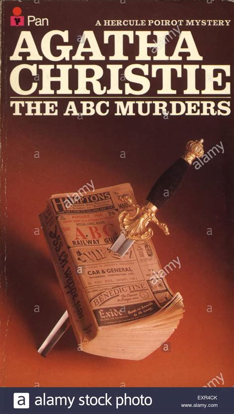 1970s Uk The Abc Murders (a Hercule Poirot Mystery) By