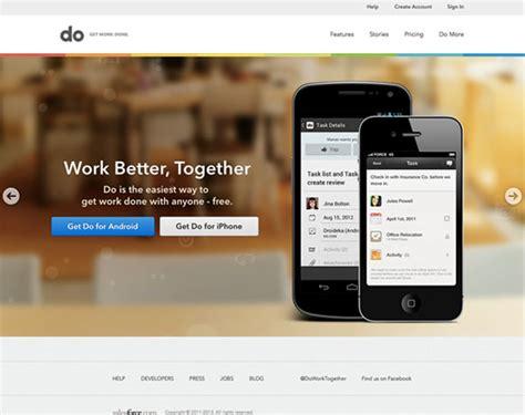 beautiful examples  big images  web design web