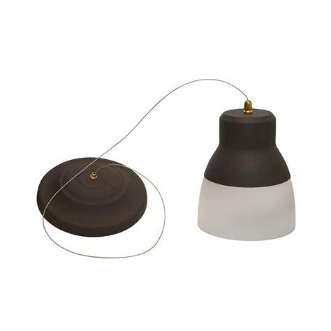 battery powered wireless led pendant light
