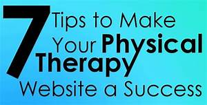 7 Tips to Make Your Rehab Therapy Website a Success ...