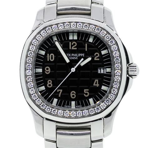 Patek Philippe 50871a Aquanaut Watch With Diamond Bezel
