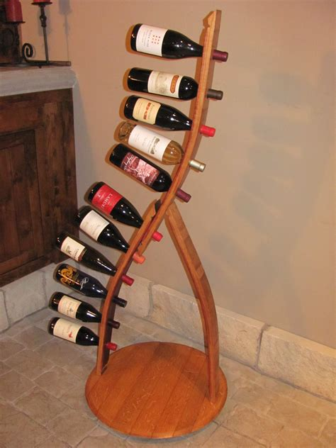 wine racks awbarrels