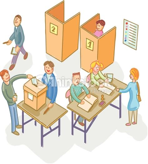 bureau de vote 12 le jour clipart bbcpersian7 collections