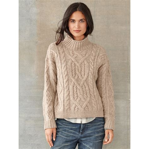cable cardigan sweater rrl tessa cable knit wool sweater in lyst