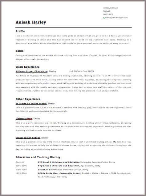 resume template uk fee schedule template