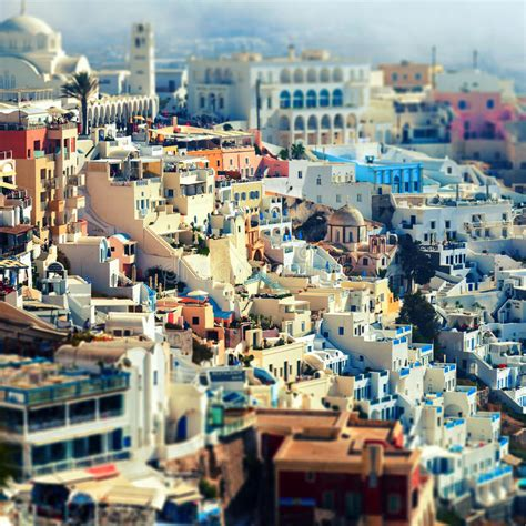 View Of Oia Santorini Greece Stock Image Image 35401759