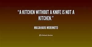 MASAHARU MORIMO... Knife Song Quotes