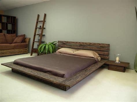 delta  profile platform bed