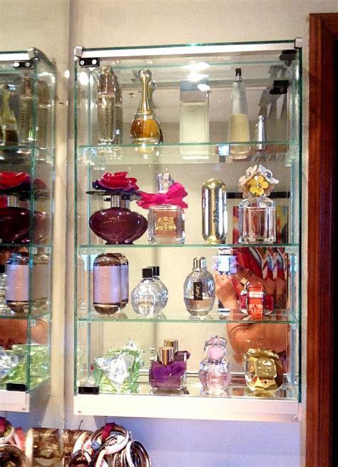perfume disposal glass perfume storage pefume stand