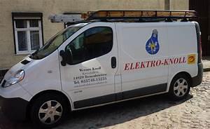 Knoll Elektro : elektro knoll elektriker in treuenbrietzen kietzstra e 6 ~ Watch28wear.com Haus und Dekorationen
