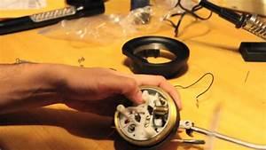 Technics Tuneup Part Vii  Tonearm Internal Assembly