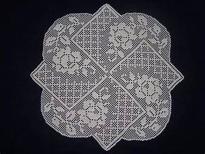 Tablecloths  Doilies And Roses On Pinterest