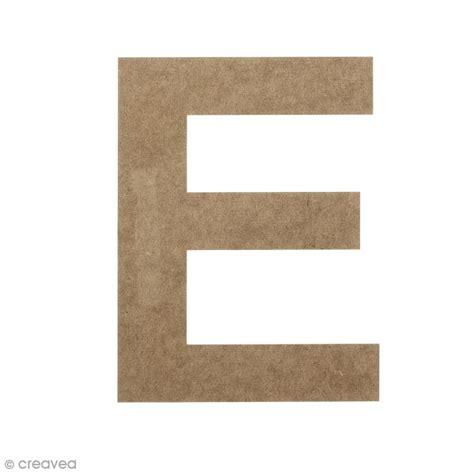 lettre cuisine en bois lettre en bois 20 cm à décorer e lettre en bois 20 cm