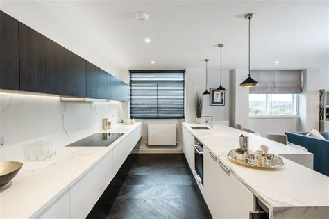 kitchen design photo gallery cricket ground penthouse apartment for a developer 4534