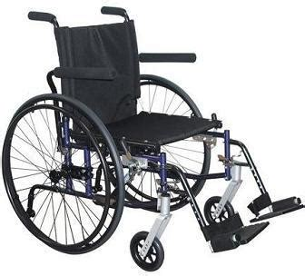 Tuffcare 757 Feather Light High Strength Wheelchair
