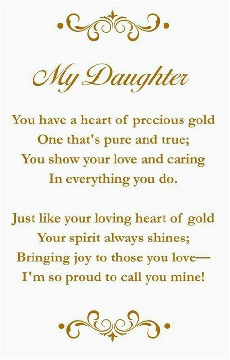 daughter happy birthday quotes  daughter
