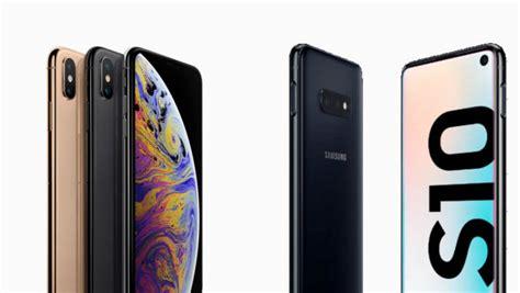 samsung galaxy s10 vs apple iphone xs 2019 tech co