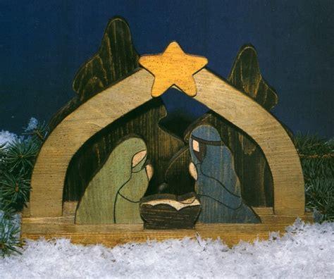 wood pattern nativity design patterns