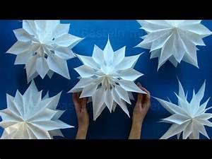 Sterne Aus Butterbrottüten Basteln : sterne basteln mit papier butterbrott ten zu weihnachten einfache diy weihnachtssterne falten ~ Watch28wear.com Haus und Dekorationen