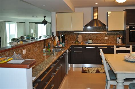 pictures of kitchens with backsplash kitchen counter top granite santa cecilia with high 7474