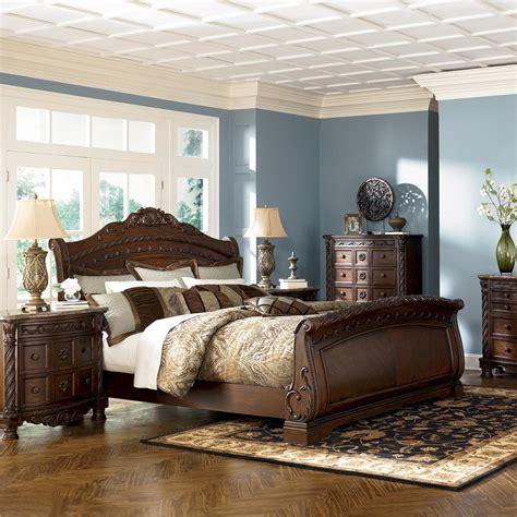 millennium north shore queen sleigh bed furniture fair