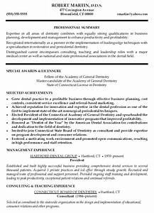 Curriculum vitae basic curriculum vitae dentist for Dentist resume