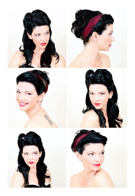 1950s Rock And Roll Hairstyles by 50s Rock N Roll Hairstyles Fade Haircut