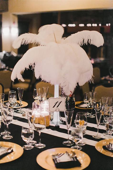 chic  year wedding decor ideas weddingomania