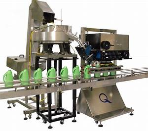 Automatic Capping Machine - Spindle Capper by Liquid ...
