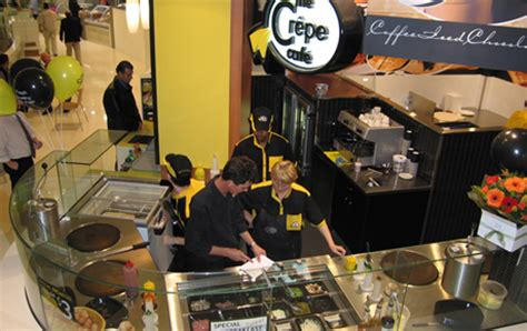 global franchise restaurant franchising  crepe cafe