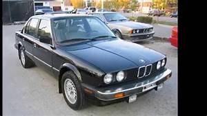 1986 Bmw 325e E30