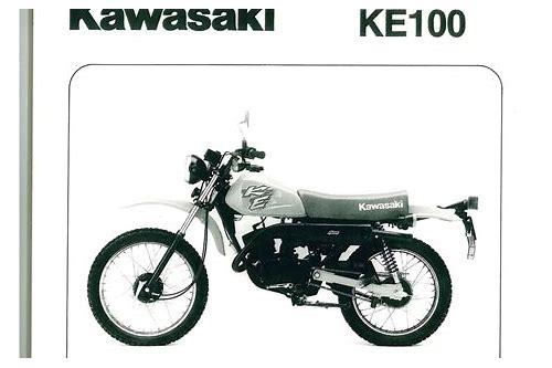 Kawasaki Ke100 Service Manual Download Giacracreelsphunc