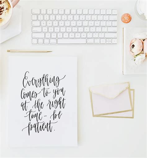 modern calligraphy  class learn lettering