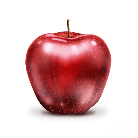 Free Red Apple, Download Free Clip Art, Free Clip Art on ...
