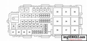 Ford Fusion I Fuse Box Diagrams  U0026 Schemes