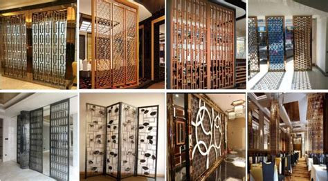 decorative stainless steel laser cut outdoor metal screen exterior wall panel