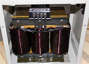 2 Kva - Three Phase Transformer   400v