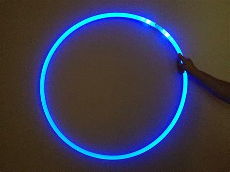light up hula hoop basic fiber optic hoop hoop 100 00 lightup led