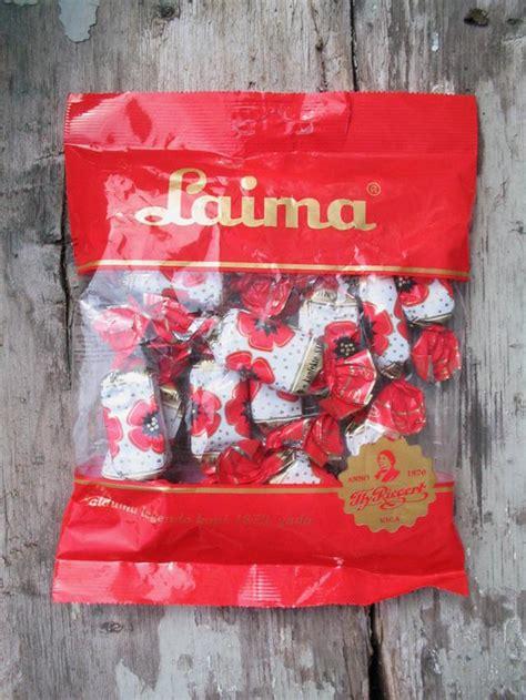 Laimas konfektes - Spoki