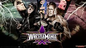 WrestleMania: Record of The Undertaker at WrestleMania
