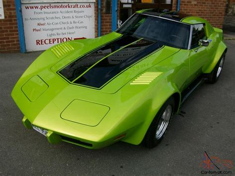 chevrolet  corvette stingray  ltr chevy