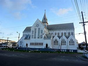 Georgetown Guyana photo essay