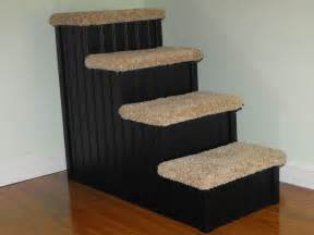 cat stairs for bed steps pet stairs 24 high doggie steps for beds